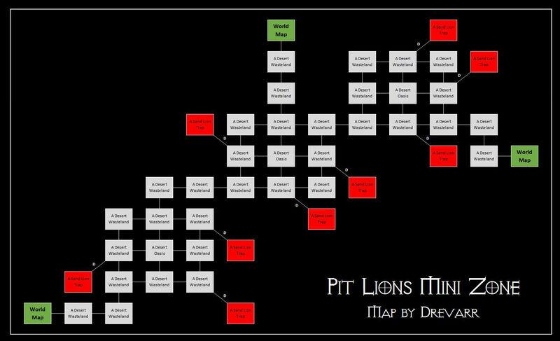Pit Lions