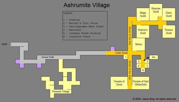 Ashrumite