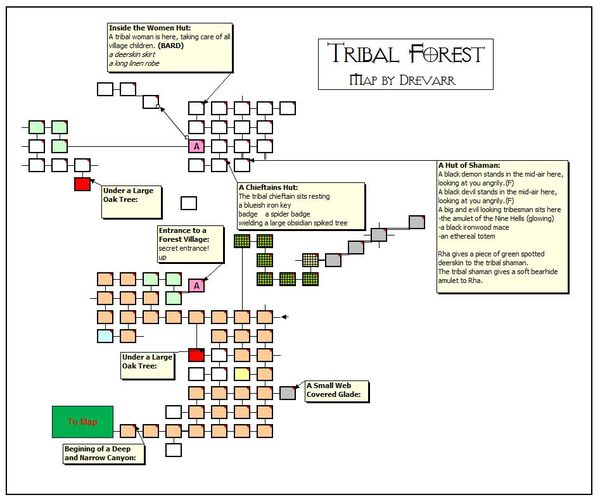 Tribalforest