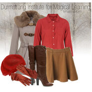 Durmstrang Uniform