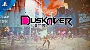 Dusk Diver - Announcement Trailer PS4