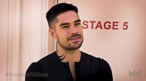 Ask Dusk DJ Cotrona