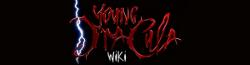 Young Dracula Wiki Wordmark
