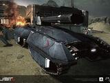 Heavy Attack Vehicles (HAV)