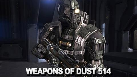 Dust 514 Everything You Need to Know About Weapons