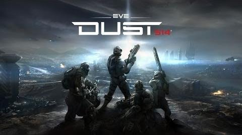Dust 514 - And where I've been recently