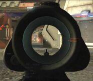 DUST 514 Assault Rifle Uprising Tactical Gunsight