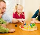 Як організувати ігри та розваги вдома. Робота з батьками
