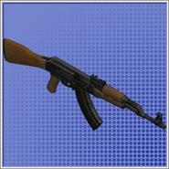 AK-47 Model Duty Calls