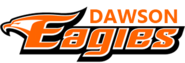 Dawson Eagles logo (1989–94)