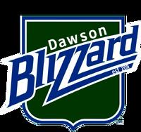 Dawson Blizzard logo