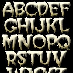 Credit text (Roaring Regular ttnorm font used)