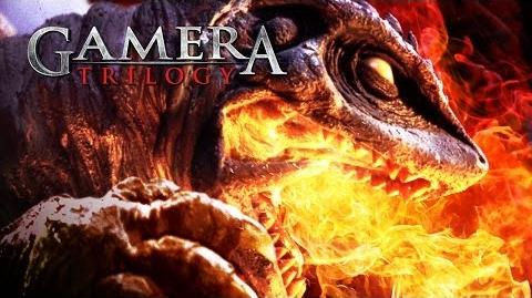 Gamera Trilogy on Blu-Ray