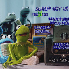 Kermit's Swamp Years - Audio Set-Up