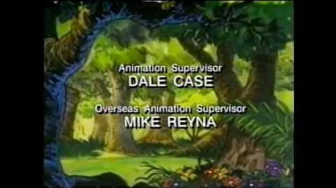 Winnie the Pooh Three Cheers for Eeyore and Rabbit! end credits