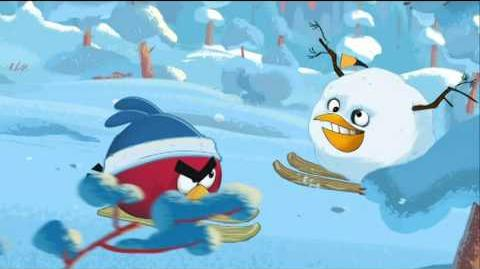 Angry Birds Toons - Wreck the Halls