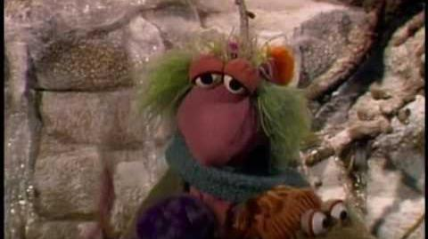 Fraggle Rock Dance Your Cares Away - Blanket of Snow Sing Along