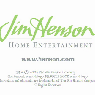 Jim Henson Home Entertainment copyright screen