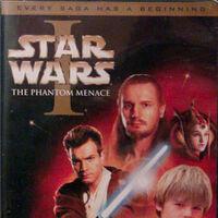 Star Wars Episode I The Phantom Menace Dvd Database Fandom
