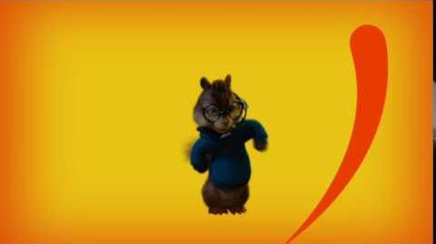 Alvin and the Chipmunks DVD Play Menu (Headphone Simon)