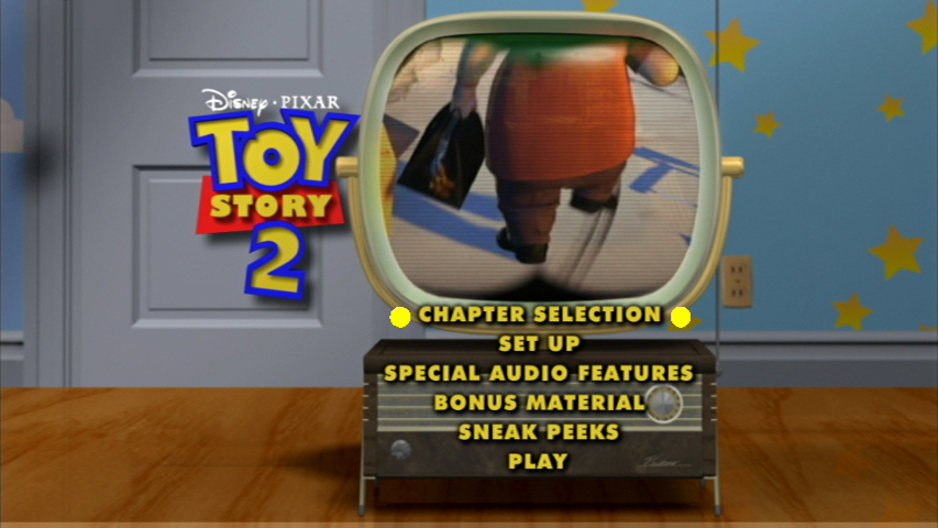 toy story 2 the ultimate toy box collection  disc 2