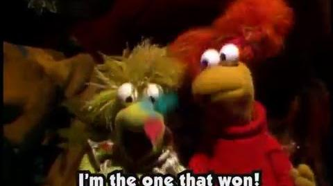 Fraggle Rock Doin Things That Doozer's Do DVD Music Videos