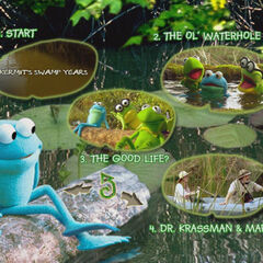 Kermit's Swamp Years - Scene Selections