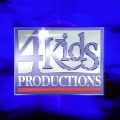 4Kids Productions Logo