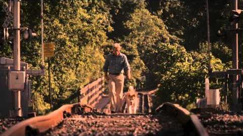 Hachi - A Dog's Tale Trailer (1080p)