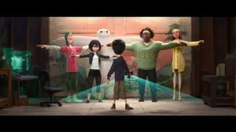 Big Hero 6 - Easter Eggs (All of them)