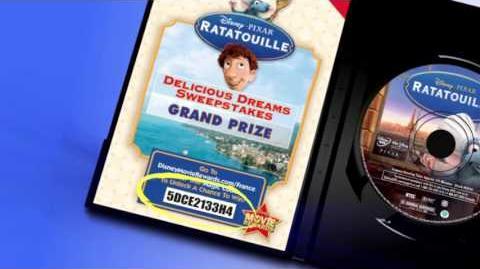 Disney Movie Rewards Promo (2011)