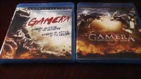 GAMERA - Blu-ray Monster Trilogy Set-1