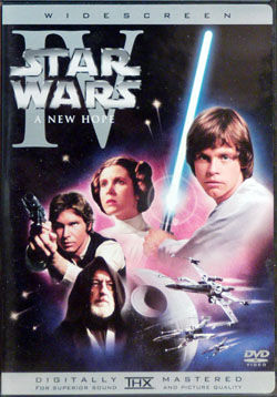 Star Wars Episode Iv A New Hope Dvd Database Fandom