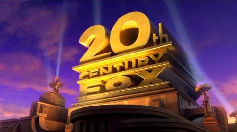 20th Century FOX and Dreamworks Animation (Home variant)