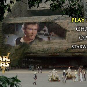 Star Wars Episode Iv A New Hope Dvd Database Fandom