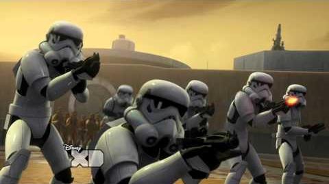Disney XD - Star Wars Rebels Promo