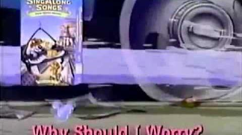 Disney Sing Along Songs VHS Trailer (1993)