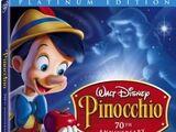 Pinocchio: Platinum Edition