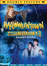 Halloweentown and Halloweentown II: Kalabar's Revenge