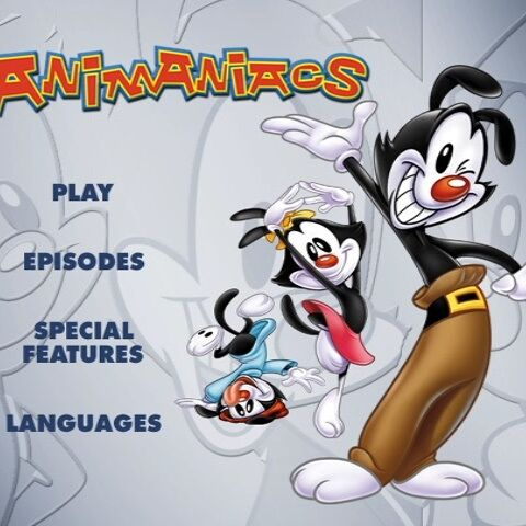 """Animaniacs"" Clown and Out/Bubba Bo Bob Brain (TV Episode ... 