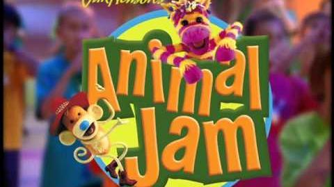 Animal Jam Trailer (2005) Shake a Leg and Let's Jam Together combo version