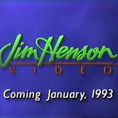 Jim Henson Video (Coming January 1993)