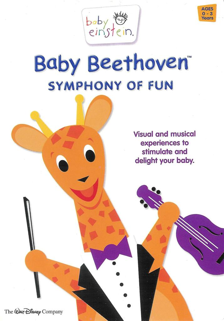 Baby Einstein: Baby Beethoven - Symphony of Fun | DVD ...