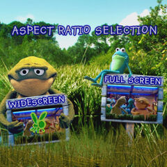 Kermit's Swamp Years - Aspect Selection