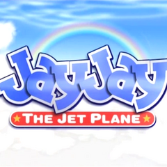 Jay Jay the Jet Plane Trailer