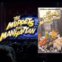The Muppets take Manhattan Trailer