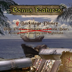 Special Features menu