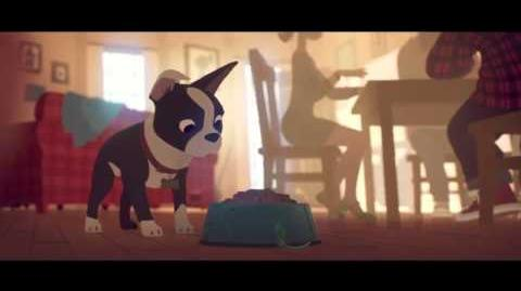Feast 2014 - 3D Hand-Drawn Computer-Animated Romantic Comedy Short Film Official
