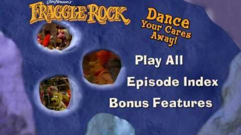 Fraggle Rock Dance Your Cares Away Main Menu 2