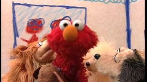 Elmo Says Boo Dvd Database Fandom